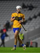 21 November 2020; Aidan McCarthy of Clare during the GAA Hurling All-Ireland Senior Championship Quarter-Final match between Clare and Waterford at Pairc Uí Chaoimh in Cork. Photo by Eóin Noonan/Sportsfile