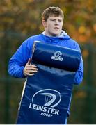 25 November 2020; Sean O'Brien during Leinster Rugby squad training at UCD in Dublin. Photo by Ramsey Cardy/Sportsfile