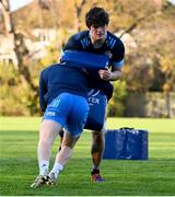 25 November 2020; Alex Soroka during Leinster Rugby squad training at UCD in Dublin. Photo by Ramsey Cardy/Sportsfile
