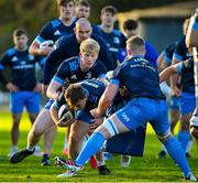 25 November 2020; David Hawkshaw during Leinster Rugby squad training at UCD in Dublin. Photo by Ramsey Cardy/Sportsfile