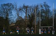 25 November 2020; A general view during Leinster Rugby squad training at UCD in Dublin. Photo by Ramsey Cardy/Sportsfile