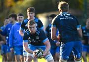 25 November 2020; Dan Leavy during Leinster Rugby squad training at UCD in Dublin. Photo by Ramsey Cardy/Sportsfile