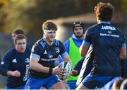 25 November 2020; Aaron O'Sullivan during Leinster Rugby squad training at UCD in Dublin. Photo by Ramsey Cardy/Sportsfile