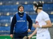 22 November 2020; Kildare manager David Herity before the Christy Ring Cup Final match between Down and Kildare at Croke Park in Dublin. Photo by Piaras Ó Mídheach/Sportsfile