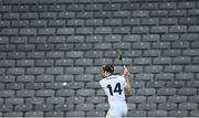 22 November 2020; Brian Byrne of Kildare takes a free during the Christy Ring Cup Final match between Down and Kildare at Croke Park in Dublin. Photo by Piaras Ó Mídheach/Sportsfile