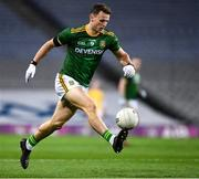 21 November 2020; Ronan Jones of Meath during the Leinster GAA Football Senior Championship Final match between Dublin and Meath at Croke Park in Dublin. Photo by Ray McManus/Sportsfile