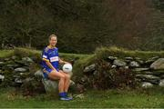 1 December 2020; Wicklow captain Laura Hogan pictured at Glendalough ahead of next Saturday's TG4 All-Ireland Ladies Junior Football Championship Final. The 2020 Junior Final will be contested by Fermanagh and Wicklow at Parnell Park in Dublin – throw-in time 4pm. The game is available to view live on TG4 and worldwide on the TG4 player: http://bit.ly/37oJ7a1  #ProperFan. Photo by Matt Browne/Sportsfile