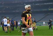 28 November 2020; Padraig Walsh of Kilkenny following during the GAA Hurling All-Ireland Senior Championship Semi-Final match between Kilkenny and Waterford at Croke Park in Dublin. Photo by Stephen McCarthy/Sportsfile