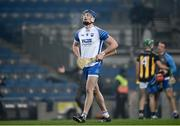 28 November 2020; Austin Gleeson of Waterford reacts following the GAA Hurling All-Ireland Senior Championship Semi-Final match between Kilkenny and Waterford at Croke Park in Dublin. Photo by Harry Murphy/Sportsfile