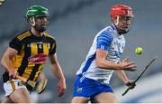 28 November 2020; Jack Prendergast of Waterford in action against Tommy Walsh of Kilkenny during the GAA Hurling All-Ireland Senior Championship Semi-Final match between Kilkenny and Waterford at Croke Park in Dublin. Photo by Ramsey Cardy/Sportsfile