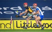 28 November 2020; Cillian Buckley of Kilkenny in action against Jack Prendergast of Waterford during the GAA Hurling All-Ireland Senior Championship Semi-Final match between Kilkenny and Waterford at Croke Park in Dublin. Photo by Stephen McCarthy/Sportsfile