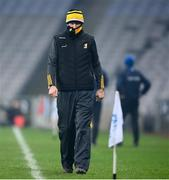 28 November 2020; Kilkenny manager Brian Cody during the GAA Hurling All-Ireland Senior Championship Semi-Final match between Kilkenny and Waterford at Croke Park in Dublin. Photo by Stephen McCarthy/Sportsfile