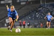 28 November 2020; Carla Rowe of Dublin runs up to score her side's third goal, from a penalty, during the TG4 All-Ireland Senior Ladies Football Championship Semi-Final match between Armagh and Dublin at Kingspan Breffni in Cavan. Photo by Piaras Ó Mídheach/Sportsfile