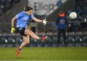 28 November 2020; Noëlle Healy of Dublin during the TG4 All-Ireland Senior Ladies Football Championship Semi-Final match between Armagh and Dublin at Kingspan Breffni in Cavan. Photo by Piaras Ó Mídheach/Sportsfile