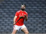28 November 2020; Ronan Byrne of Louth during the Lory Meagher Cup Final match between Fermanagh and Louth at Croke Park in Dublin. Photo by Ray McManus/Sportsfile