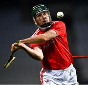 28 November 2020; Niall Keenan of Louth during the Lory Meagher Cup Final match between Fermanagh and Louth at Croke Park in Dublin. Photo by Ray McManus/Sportsfile