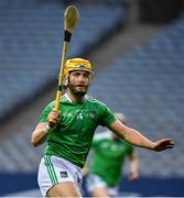 29 November 2020; Seamus Flanagan of Limerick during the GAA Hurling All-Ireland Senior Championship Semi-Final match between Limerick and Galway at Croke Park in Dublin. Photo by Brendan Moran/Sportsfile