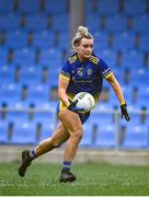29 November 2020; Sinéad Glennon of Roscommon during the TG4 All-Ireland Intermediate Ladies Football Championship Semi-Final match between Roscommon and Westmeath at Glennon Brothers Pearse Park in Longford. Photo by Sam Barnes/Sportsfile
