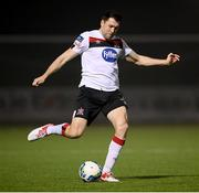 29 November 2020; Brian Gartland of Dundalk during the Extra.ie FAI Cup Semi-Final match between Athlone Town and Dundalk at Athlone Town Stadium in Athlone, Westmeath. Photo by Stephen McCarthy/Sportsfile