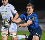 22 November 2020; Liam Turner of Leinster during the Guinness PRO14 match between Leinster and Cardiff Blues at RDS Arena in Dublin. Photo by Brendan Moran/Sportsfile