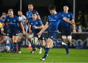 22 November 2020; Harry Byrne of Leinster during the Guinness PRO14 match between Leinster and Cardiff Blues at RDS Arena in Dublin. Photo by Brendan Moran/Sportsfile