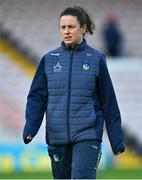 15 November 2020; Limerick performance psychologist Caroline Currid prior to the Munster GAA Hurling Senior Championship Final match between Limerick and Waterford at Semple Stadium in Thurles, Tipperary. Photo by Brendan Moran/Sportsfile