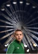 1 December 2020; Emily Whelan of Republic of Ireland prior to the UEFA Women's EURO 2022 Qualifier match between Republic of Ireland and Germany at Tallaght Stadium in Dublin. Photo by Stephen McCarthy/Sportsfile