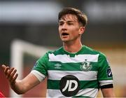 29 November 2020; Ronan Finn of Shamrock Rovers during the Extra.ie FAI Cup Semi-Final match between Shamrock Rovers and Sligo Rovers at Tallaght Stadium in Dublin. Photo by Harry Murphy/Sportsfile