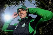 3 December 2020; Joey O'Brien poses for a portrait following a Shamrock Rovers press conference at Roadstone Group Sports Club in Dublin. Photo by Sam Barnes/Sportsfile
