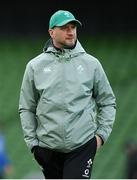 5 December 2020; Ireland assistant coach Mike Catt ahead of the Autumn Nations Cup match between Ireland and Scotland at the Aviva Stadium in Dublin. Photo by Ramsey Cardy/Sportsfile