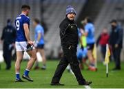 5 December 2020; Cavan manager Mickey Graham during the GAA Football All-Ireland Senior Championship Semi-Final match between Cavan and Dublin at Croke Park in Dublin. Photo by Stephen McCarthy/Sportsfile