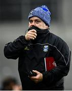 5 December 2020; Cavan manager Mickey Graham following the GAA Football All-Ireland Senior Championship Semi-Final match between Cavan and Dublin at Croke Park in Dublin. Photo by Eóin Noonan/Sportsfile