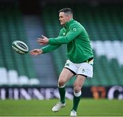 5 December 2020; Jonathan Sexton of Ireland during the Autumn Nations Cup match between Ireland and Scotland at the Aviva Stadium in Dublin. Photo by Seb Daly/Sportsfile