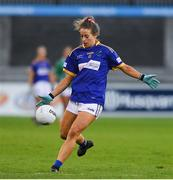 5 December 2020; Laura Hogan of Wicklow during the TG4 All-Ireland Junior Ladies Football Championship Final match between Fermanagh and Wicklow at Parnell Park in Dublin. Photo by Matt Browne/Sportsfile