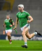 29 November 2020; Kyle Hayes of Limerick during the GAA Hurling All-Ireland Senior Championship Semi-Final match between Limerick and Galway at Croke Park in Dublin. Photo by Eóin Noonan/Sportsfile