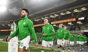 6 December 2020; Roberto Lopes of Shamrock Rovers prior to the Extra.ie FAI Cup Final match between Shamrock Rovers and Dundalk at the Aviva Stadium in Dublin. Photo by Stephen McCarthy/Sportsfile