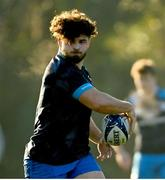 7 December 2020; Michael Milne during Leinster Rugby squad training at UCD in Dublin. Photo by Ramsey Cardy/Sportsfile