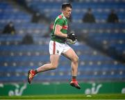 6 December 2020; Cillian O'Connor of Mayo during the GAA Football All-Ireland Senior Championship Semi-Final match between Mayo and Tipperary at Croke Park in Dublin. Photo by Harry Murphy/Sportsfile