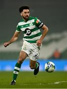6 December 2020; Roberto Lopes of Shamrock Rovers during the Extra.ie FAI Cup Final match between Shamrock Rovers and Dundalk at the Aviva Stadium in Dublin. Photo by Eóin Noonan/Sportsfile