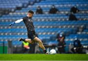 6 December 2020; Tipperary goalkeeper Evan Comerford during the GAA Football All-Ireland Senior Championship Semi-Final match between Mayo and Tipperary at Croke Park in Dublin. Photo by Ray McManus/Sportsfile