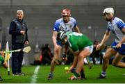 13 December 2020; Limerick manager John Kiely during the GAA Hurling All-Ireland Senior Championship Final match between Limerick and Waterford at Croke Park in Dublin. Photo by Ramsey Cardy/Sportsfile