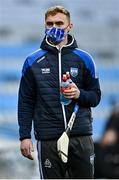 13 December 2020; Injured Waterford player Pauric O'Mahony prior to the GAA Hurling All-Ireland Senior Championship Final match between Limerick and Waterford at Croke Park in Dublin. Photo by Piaras Ó Mídheach/Sportsfile