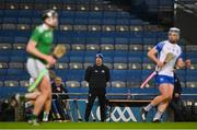 13 December 2020; Waterford manager Liam Cahill during the GAA Hurling All-Ireland Senior Championship Final match between Limerick and Waterford at Croke Park in Dublin. Photo by Piaras Ó Mídheach/Sportsfile