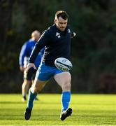 14 December 2020; Cian Healy during Leinster Rugby squad training at UCD in Dublin. Photo by Ramsey Cardy/Sportsfile