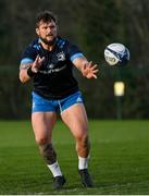 14 December 2020; Andrew Porter during Leinster Rugby squad training at UCD in Dublin. Photo by Ramsey Cardy/Sportsfile