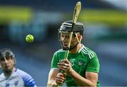 13 December 2020; Gearóid Hegarty of Limerick during the GAA Hurling All-Ireland Senior Championship Final match between Limerick and Waterford at Croke Park in Dublin. Photo by Piaras Ó Mídheach/Sportsfile