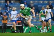 13 December 2020; Cian Lynch of Limerick during the GAA Hurling All-Ireland Senior Championship Final match between Limerick and Waterford at Croke Park in Dublin. Photo by Piaras Ó Mídheach/Sportsfile