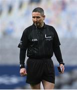 13 December 2020; Referee Fergal Horgan during the GAA Hurling All-Ireland Senior Championship Final match between Limerick and Waterford at Croke Park in Dublin. Photo by Ramsey Cardy/Sportsfile