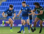 12 December 2020; Max O'Reilly of Leinster A during the A Interprovincial Friendly match between Leinster A and Connacht Eagles at Energia Park in Dublin. Photo by Ramsey Cardy/Sportsfile