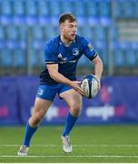 12 December 2020; David Hawkshaw of Leinster A during the A Interprovincial Friendly match between Leinster A and Connacht Eagles at Energia Park in Dublin. Photo by Ramsey Cardy/Sportsfile